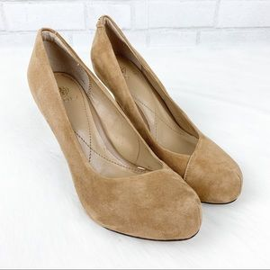 Isola Cagney Suede High Heels 8